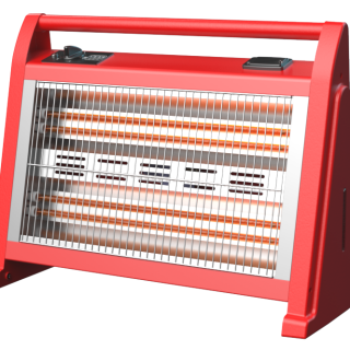 4 Tubes Heater